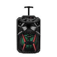 Denver Mobile Lautsprecher Tsp-120 - Bluetooth Aux Usb - Schwarz