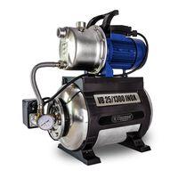 Elpumps Hauswasserwerk 1300W 5400 l/h 4,8 bar 25 L (VB 25/1300 INOX)