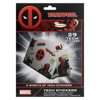 Deadpool - 29x Aufklebern