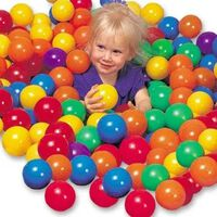 50 X Bällebad Babybälle Bälle Ball Kinder