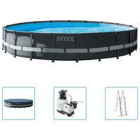 Intex Ultra XTR Frame Swimmingpool-Set Rund 610x122 cm