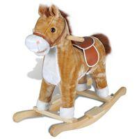 vidaXL Schaukeltier Pferd