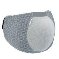 Babymoov Ergonomisches Bauchband Dream Belt XS/S Rauchgrau