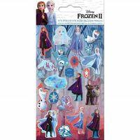 Frozen 2 / Die Eiskönigen 2, 22x Aufklebern