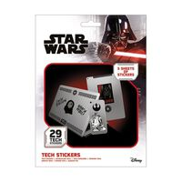 Star Wars - 29x Aufklebern