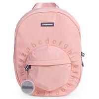 CHILDHOME Kinder-Schulrucksack ABC Pink und Kupferfarbend