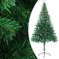 vidaXL Künstlicher Weihnachtsbaum mit Ständer 180 cm 564 Zweige