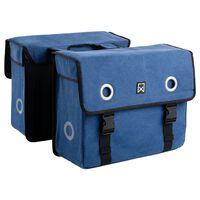 Willex Fahrradtaschen 52 L Blau
