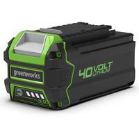 Greenworks Batterie 40 V 6 Ah