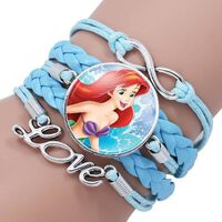Disney Prinzessin Kinder Cartoon Armband - Armband und Mädchen