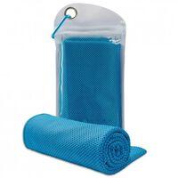 Super kühles Handtuch - Blau