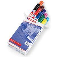 edding Permanent-Marker 10 Stk. Mehrfarbig 3300
