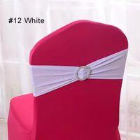 Spandex Lycra Hochzeit Stuhlbezug, Schärpenbänder für Party