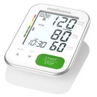 Medisana Oberarm-Blutdruckmessgerät BU 565 Weiß