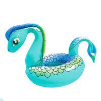 Aufblasbarer Schwimmring - Drache