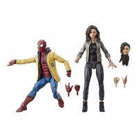 Marvel, Actionfiguren - Spiderman Und Mj