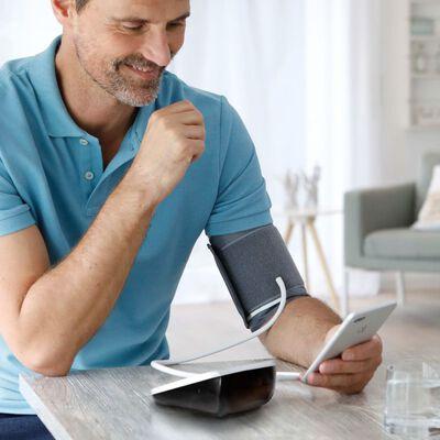 Medisana Blutdruckmessgerät BU 546 CONNECT Schwarz
