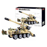 Sluban ModelBricks, Baukasten - 8x8 Panzerartillerie
