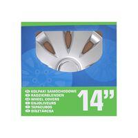 Radblenden-set Aura 14 Zoll 4 Stück Im Displaykarton