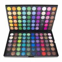 120 Lidschatten Palette. Komplettes Set Für Augen-make-up |