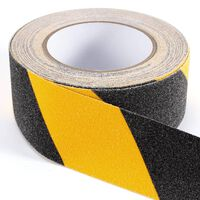 10 Meter Anti-rutsch-klebeband Breite 50mm Schwarz Gelb   Sicherheit