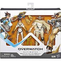 Overwatch, Actionfiguren - Mccree Und Posh Tracer