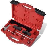 Motorsteuerung Werkzeug-Set 7-tlg Nockenwelle für Opel