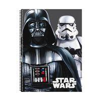 Star Wars, A4 Notizbuch - Darth Vader