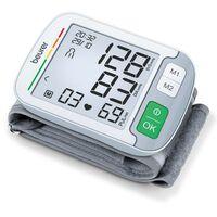 Beurer Handgelenk-Blutdruckmessgerät BC51 Grau