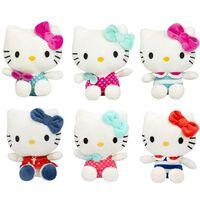 Hello Kitty, 1x Plüschtier (13 cm) - Zufällig Verkauft