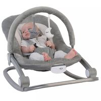 Bo Jungle B-Rocker Babyschaukel Grau B700100