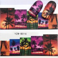 Nail Art Stempel Schablone Tool Kit Stempel Design Stempeln Bild