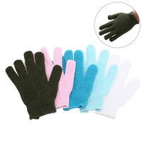 Massage-Spa, Badehandschuh-Dusche - Peeling-Körperpeeling-Handschuh