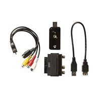 Konverter - USB zu RCA und S-Video / Scart