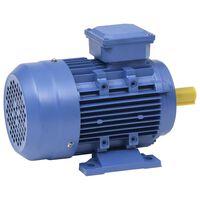 vidaXL 3-Phasen-Elektromotor Aluminium 2,2 kW 3 PS 2-Polig 2840 U/min