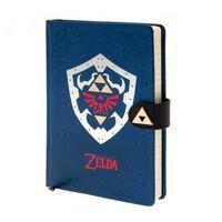 Zelda - Notizbuch, Blau