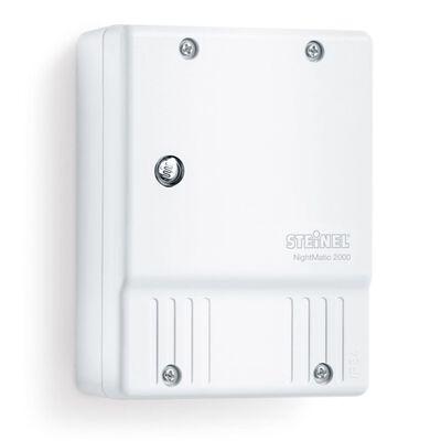 Steinel Dämmerungsschalter NightMatic 2000 Weiß