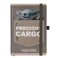 The Mandalorian, Notizbuch - Precious Cargo