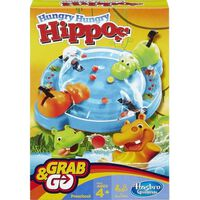 Hungry Hungry Hippos Grab & Go, Reisespiel