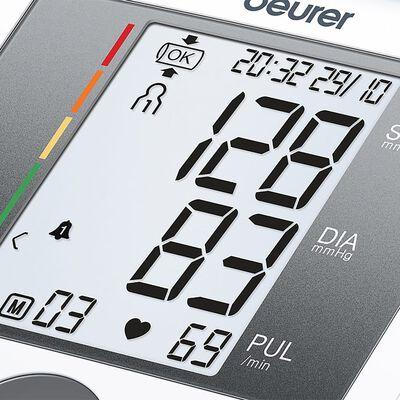 Beurer Oberarm-Blutdruckmessgerät BM 28 Weiß