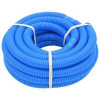 vidaXL Poolschlauch Blau 32 mm 12,1 m