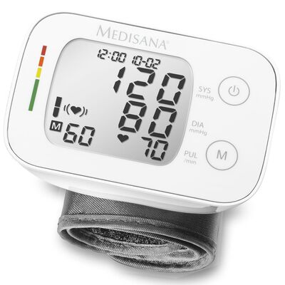 Medisana Handgelenk-Blutdruckmessgerät BW 335 Weiß