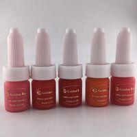 Permanente Make-up Tinte für Augenbrauen, Lippen Tattoo - Make-up
