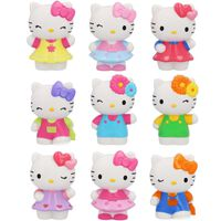 Hello Kitty, 1x Minifigur - Zufällig Verkauft