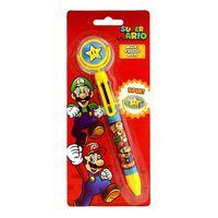 Super Mario, Mehrfarbenstift