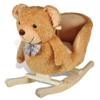 vidaXL Schaukeltier Teddybär