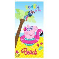 Peppa Pig, Strandtuch - Ready for the Beach