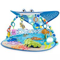 Disney Spielmatte Mr. Ray Ocean Lights K11095