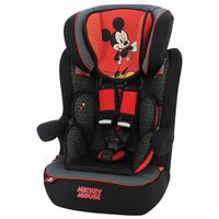 Disney Autositz I-Max Mickey Gruppe 1+2+3 Rot