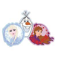 Frozen 2 / Die Eiskönign 2, 3x Notizblöcke